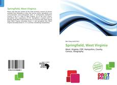 Bookcover of Springfield, West Virginia