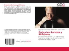 Portada del libro de Prejuicios Sociales y Albinismo