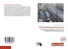 Portada del libro de M-30 (Michigan Highway)