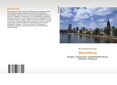 Bookcover of Beyenburg