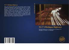 Portada del libro de M-17 (Michigan Highway)