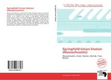 Bookcover of Springfield Union Station (Massachusetts)