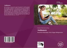 Bookcover of Anzhausen