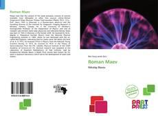 Roman Maev kitap kapağı