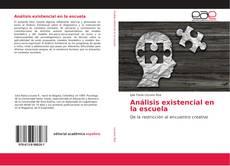 Capa do livro de Análisis existencial en la escuela
