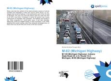 Bookcover of M-62 (Michigan Highway)