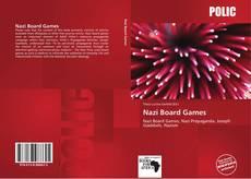 Bookcover of Nazi Board Games