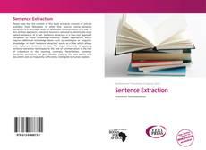 Capa do livro de Sentence Extraction