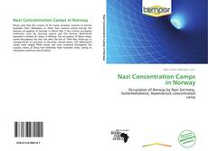 Nazi Concentration Camps in Norway的封面