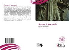Capa do livro de Roman II Igorevich