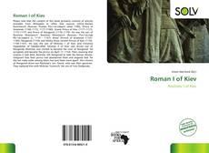 Bookcover of Roman I of Kiev