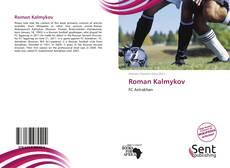 Roman Kalmykov kitap kapağı