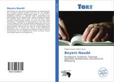 Portada del libro de Beyers Naudé