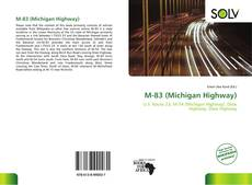 Bookcover of M-83 (Michigan Highway)