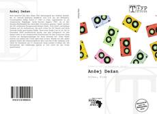 Anžej Dežan kitap kapağı