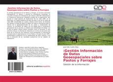 Bookcover of :Gestión Información de Datos Geoespaciales sobre Pastos y Forrajes