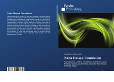 Capa do livro de Nazia Hassan Foundation