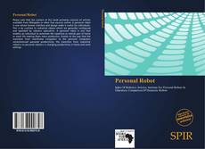 Bookcover of Personal Robot