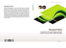 Bookcover of Personal Telco