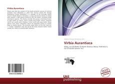 Buchcover von Virbia Aurantiaca