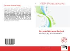 Bookcover of Personal Genome Project
