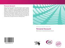 Bookcover of Personal Account