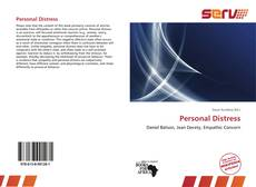 Bookcover of Personal Distress