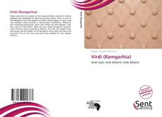 Bookcover of Virdi (Ramgarhia)