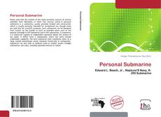 Bookcover of Personal Submarine