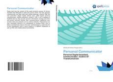 Couverture de Personal Communicator