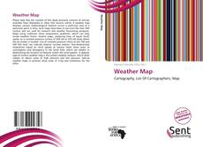 Buchcover von Weather Map