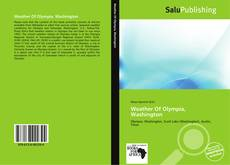 Bookcover of Weather Of Olympia, Washington