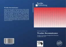Capa do livro de Weather Reconnaissance
