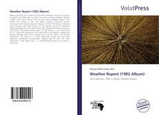 Buchcover von Weather Report (1982 Album)
