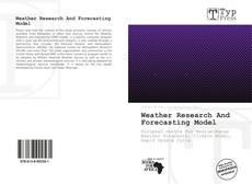 Copertina di Weather Research And Forecasting Model