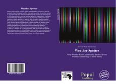 Capa do livro de Weather Spotter