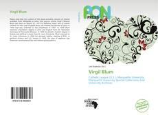 Bookcover of Virgil Blum