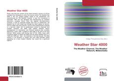 Bookcover of Weather Star 4000