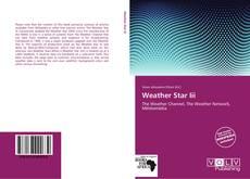 Capa do livro de Weather Star Iii