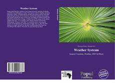 Bookcover of Weather Systems