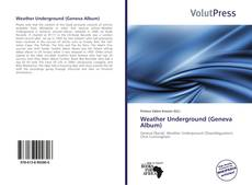 Couverture de Weather Underground (Geneva Album)