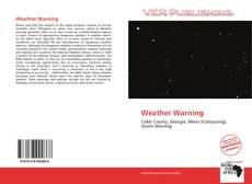 Borítókép a  Weather Warning - hoz