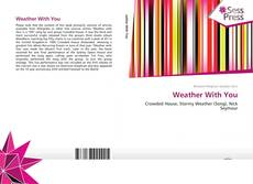 Capa do livro de Weather With You