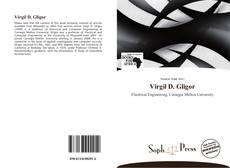 Bookcover of Virgil D. Gligor