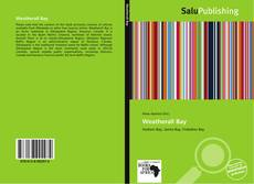 Bookcover of Weatherall Bay