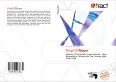 Bookcover of Virgil Effinger