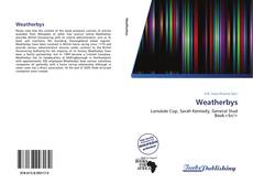 Bookcover of Weatherbys