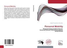 Bookcover of Personal Mobility