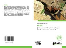 Bookcover of Koble