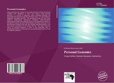 Bookcover of Personal Genomics